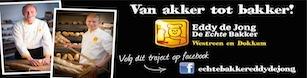 Echte Bakker Eddy de Jong