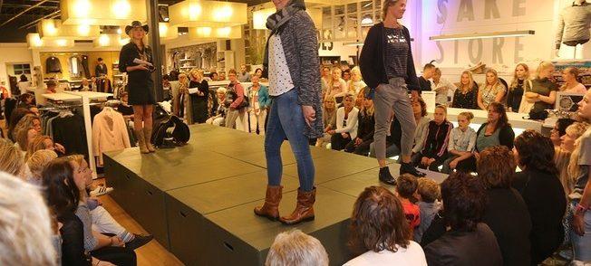 Wild West Fashion Event bij Sake Store