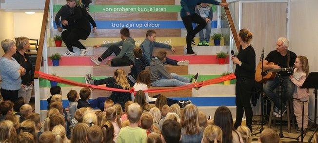 IBS 't Pompeblêd vanaf nu 'Vreedzame School'