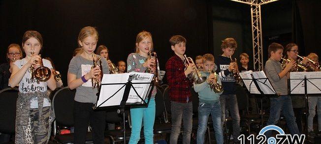 Afsluiting muzikaal koperproject CBS De Boustien
