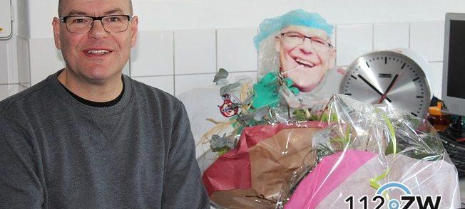 Popke Hoekstra 25 jaar bij Kroon Leverworst
