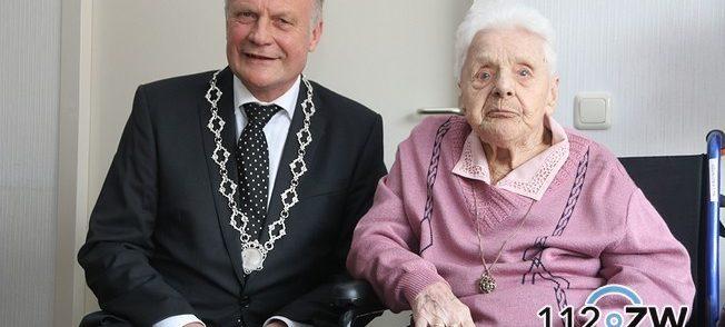 Mevrouw Van der Bijl – Wagenaar 100 jaar