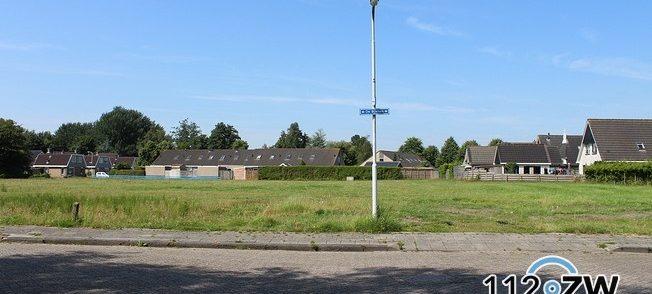 De Teltsjebeam wordt straatnaam voor 15 nieuwe woningen