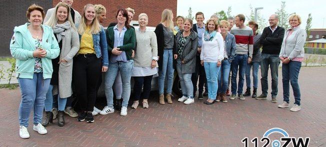 BBQavond Thuiszorg Het Friese Land