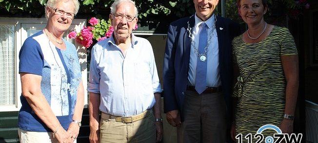 Echtpaar Boorsma 60 jaar getrouwd